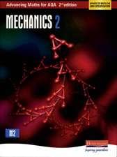 Advancing Maths for AQA: Mechanics 2