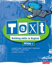 Text Building Skills in English 11-14 Student Book 1