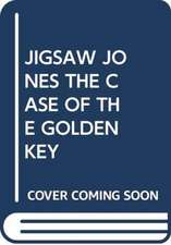 JIGSAW JONES THE CASE OF THE GOLDEN KEY