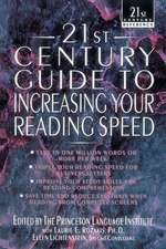 21st Century Guide to Increasing Your Reading Speed