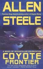 Coyote Frontier:  A Novel of Interstellar Exploration