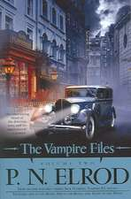 The Vampire Files:  Volume Two