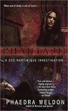 Phantasm:  A Zoe Martinique Investigation