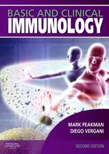 Basic and Clinical Immunology: with STUDENT CONSULT access