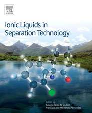 Ionic Liquids in Separation Technology