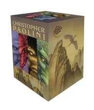 Inheritance Cycle 4-Book Trade Paperback Boxed Set (Eragon, Eldest, Brisingr, Inheritance):  Underwater Fliers