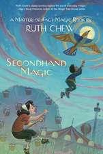A Matter-Of-Fact Magic Book:  Secondhand Magic