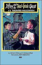 Jeffrey and the Third-Grade Ghost:  Volume 2