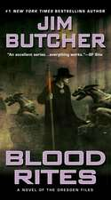 Blood Rites:  Book One of the Weather Warden