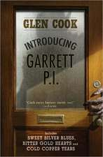 Introducing Garrett, P.I.:  Sweet Silver Blues/Bitter Gold Hearts/Cold Copper Tears
