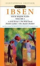 Four Major Plays Vol.1: Centennial Edition