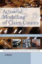 Actuarial Modelling of Claim Counts: Risk Classification, Credibility and Bonus–Malus Systems