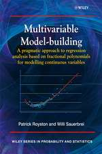 Multivariable Model – Building: A Pragmatic Approach to Regression Anaylsis based on Fractional Polynomials for Modelling Continuous Variables