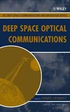 Deep Space Optical Communications