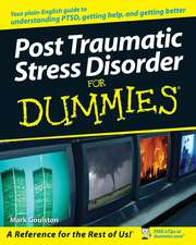 Post–Traumatic Stress Disorder For Dummies