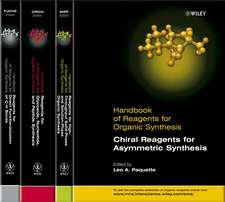 Handbook of Organic Reagents: Set II, 4 Volume Set