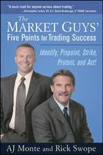 The Market Guys′ Five Points for Trading Success: Identify, Pinpoint, Strike, Protect and Act!