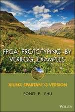 FPGA Prototyping by Verilog Examples: Xilinx Spartan–3 Version