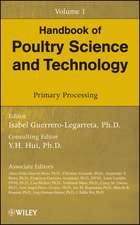 Handbook of Poultry Science and Technology: Primary Processing