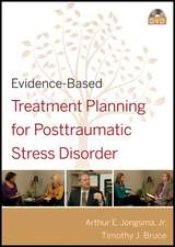 Evidence–Based Treatment Planning for Posttraumatic Stress Disorder DVD