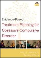 Evidence–Based Treatment Planning for Obsessive–Compulsive Disorder DVD