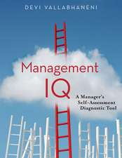 What′s Your MBA IQ?: A Manager′s Career Development Tool