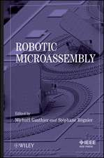 Robotic Microassembly