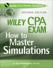 Wiley CPA Exam: How to Master Simulations