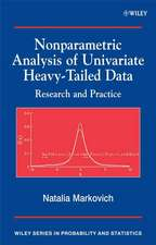 Nonparametric Analysis of Univariate Heavy–Tailed Data: Research and Practice