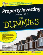 Property Investing All–In–One For Dummies
