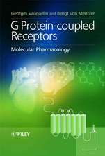 G Protein–coupled Receptors: Molecular Pharmacology