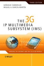 The 3G IP Multimedia Subsystem (IMS): Merging the Internet and the Cellular Worlds
