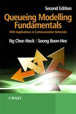 Queueing Modelling Fundamentals: With Applications in Communication Networks