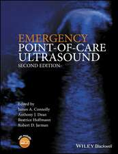 Emergency Point–of–Care Ultrasound