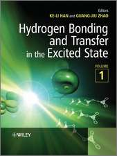 Hydrogen Bonding and Transfer in the Excited State: 2 Volume Set