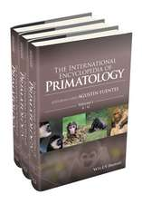 The International Encyclopedia of Primatology