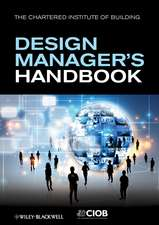 The Design Manager′s Handbook