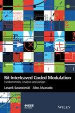 Bit–Interleaved Coded Modulation: Fundamentals, Analysis and Design
