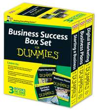 Business Success Box Set For Dummies®