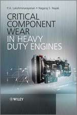 Critical Component Wear in Heavy Duty Engines