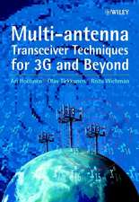 Multi–antenna Transceiver Techniques for 3G and Beyond