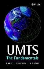 Umts: The Fundamentals