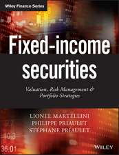 Fixed–Income Securities: Valuation, Risk Management and Portfolio Strategies
