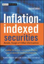 Inflation–indexed Securities: Bonds, Swaps and Other Derivatives