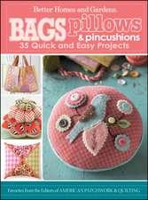 Bags, Pillows, and Pincushions