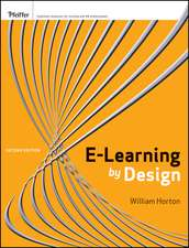 e–Learning by Design