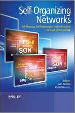 Self–Organizing Networks: Self–Planning, Self–Optimization and Self–Healing for GSM, UMTS and LTE