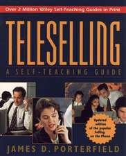 Teleselling: A Self–Teaching Guide