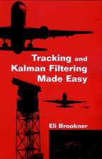 Tracking and Kalman Filtering Made Easy
