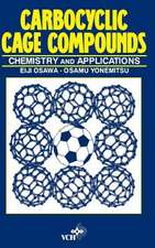 Carbocyclic Cage Compounds: Chemistry and Applications